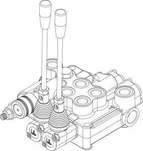 BLB Hydraulic BF701-serie
