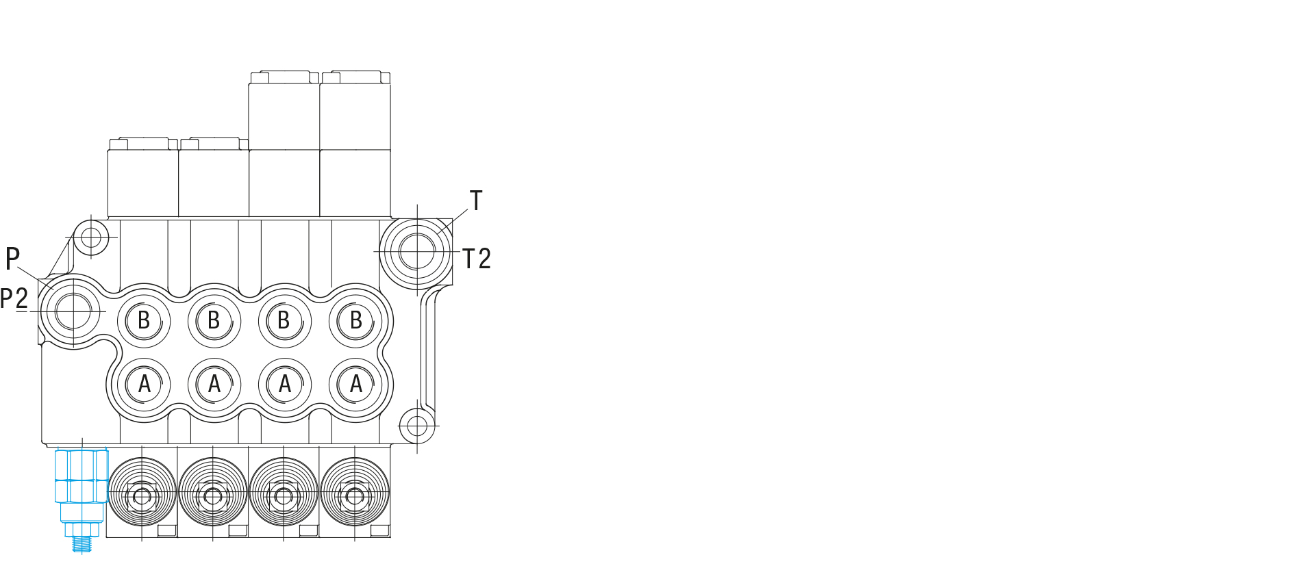 BLB Hydraulic valvole